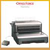 QUPA D 160 Elektrikli Plastik Spiral Cilt Makinesi